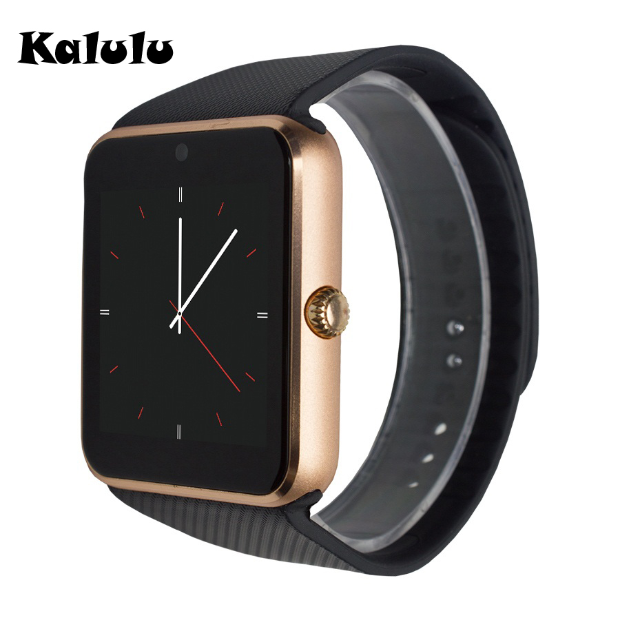 Smart Watch GT08 Clock Sync Notifier With Sim Card Bluetooth Connectivity For Android Phone font b