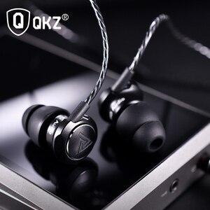 Image 2 - Qkz In Ear Headset Oortelefoon Super Kom Tuning Nozzles Oortelefoon In Ear Monitors Hifi Oordopjes Met Microfoon Transparant Geluid