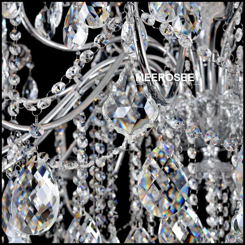 Lysekrone Moderne Crystal Lysekrone Lys Lysekroner Crystal Light - Indendørs belysning - Foto 6