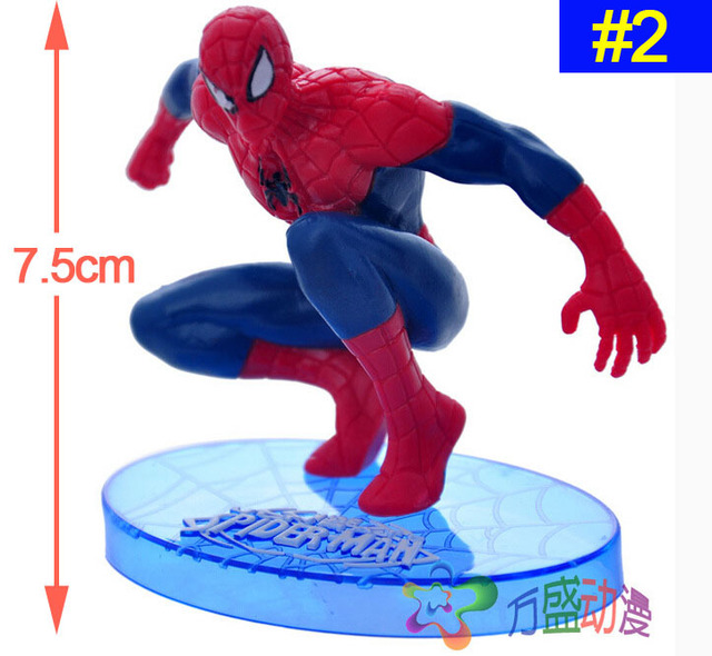 Awesome Spiderman Action Figure