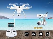 Rc Drone 4 K HD Kamera profesional 3 Axis Gimbal 8 saluran 5.8 GHz FPV memantau racing rc Quadcopter drone vs phantom 2 3 dobby