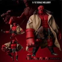 Hellboy тысячи значение обучения Hellboy ПВХ фигурка Коллекционная модель подарок игрушка 18 см