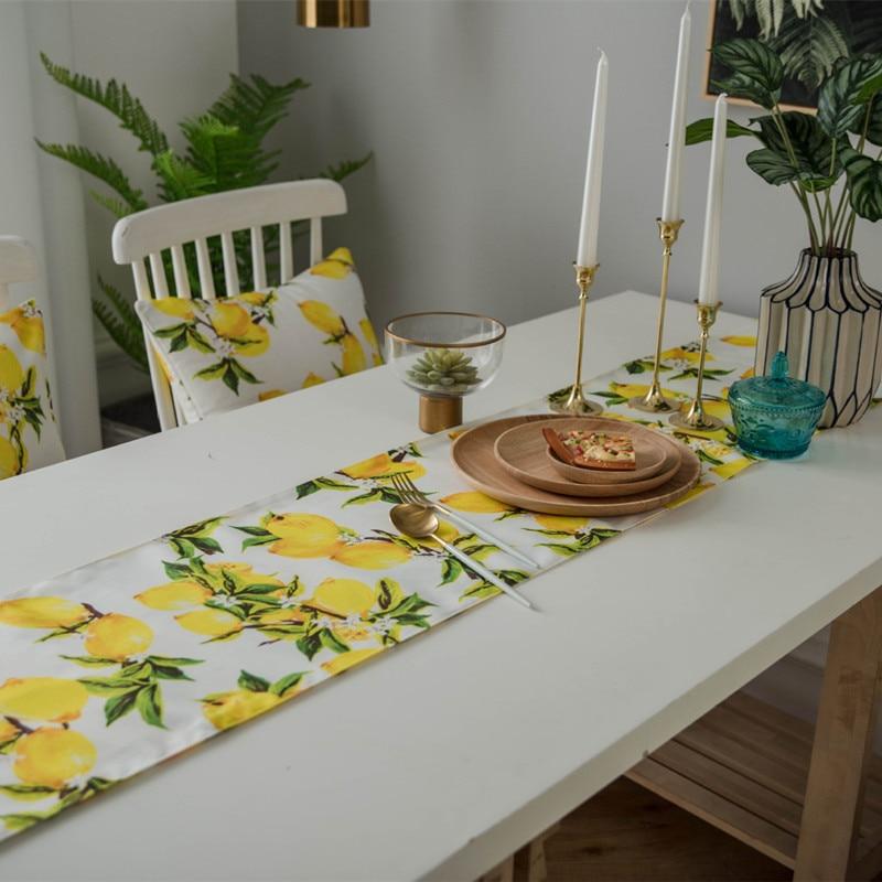Lemons Table Runner
