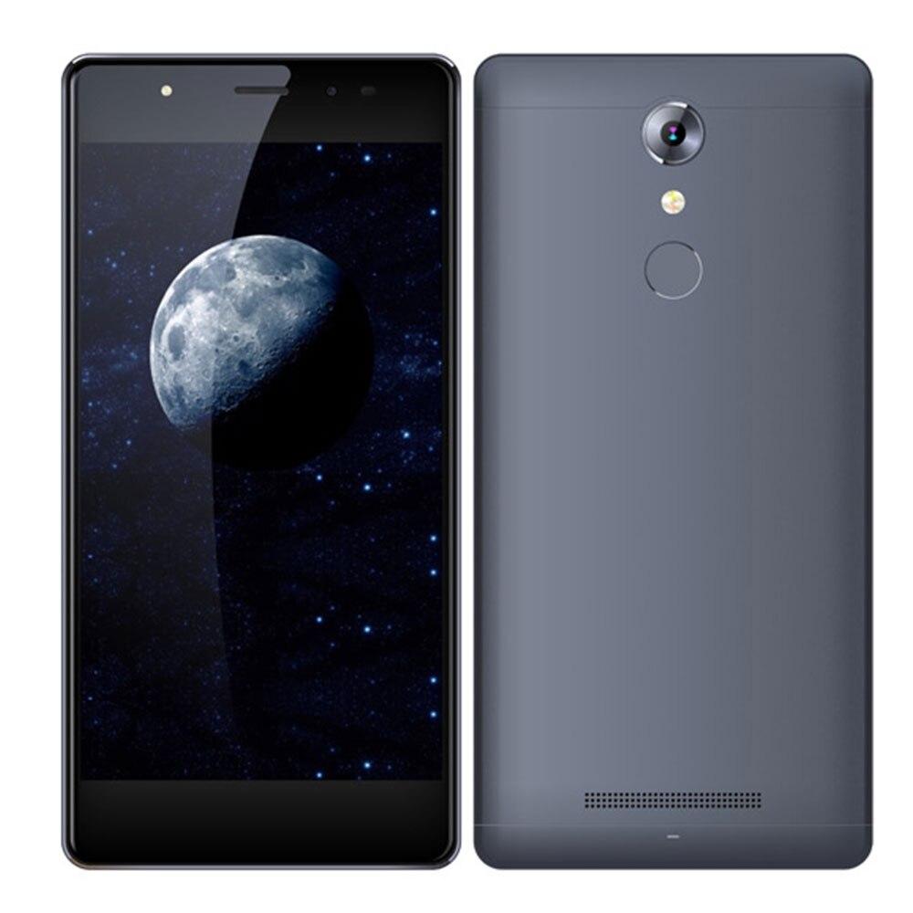 Original leagoo t1 smartphone android 6.0 5.0 pulgadas quad core 2g Huella Digit