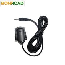 Lound Altavoz Mic Micrófono externo para Unidades Principales Del Coche DVD Stereo Radio Bluetooth Manos Libres de Llamadas