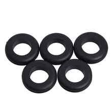 180Pcs/LOT Rubber Grommet 8 Popular Sizes Grommet Gasket For Protects Wire Cable And Hose Custom Part Rubber Seal Assortment Set