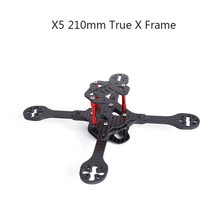 Genuine iFlight X5 210mm True X FPV Racing Frame Kit Compatible with 5 inches Propeller for RC Quadcopter Drones