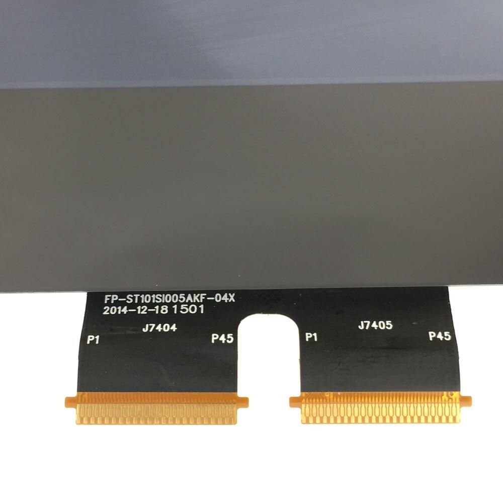 10.1 pouces pour Asus transformer livre T1Chi T100Chi T1 CHI T100 CHI LCD affichage écran tactile numériseur assemblée pièces de rechange - 3