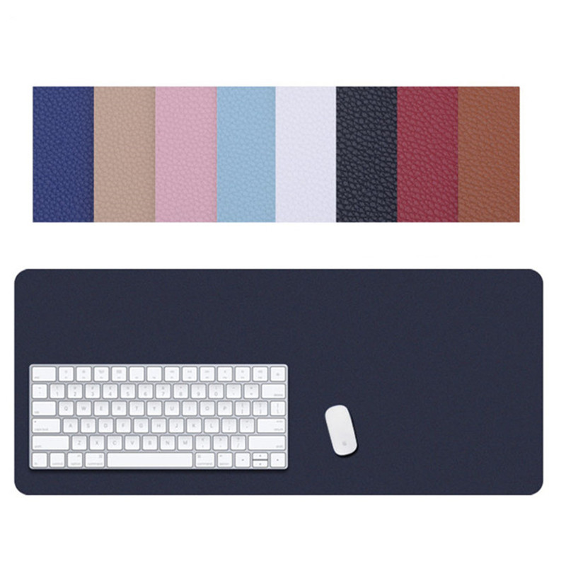 90x40cm Ultra Large Pu Leather Keyboard Mat Professional