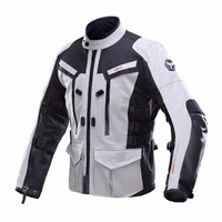 DUHAN Waterproof Jacket Motorcycle Rally Jacket Professional motorbike racing clothing long travel protective clothes