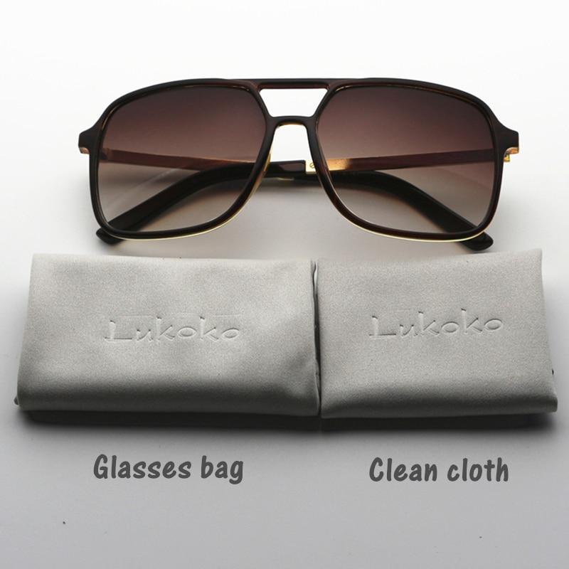4ef1f2cb090 Lukoko UV400 Luxury Italy Vintage Sun Glasses Female Shades Ladies Gozluk  Sunglasses For Women Famous Brands Designer Oculos -in Sunglasses from  Apparel ...