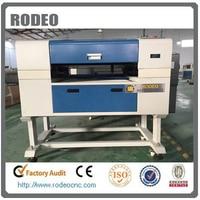 60 watt co2 tube laser engraving machine for mini size
