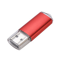 Usb unidade flash de 2.0 2.0 mini pendrive 32gb usb flash disk metal 4GB GB 64 8GB 16gb usb u disco de memória flash da vara da pena unidade 128gb(China)