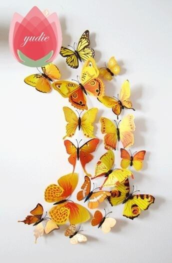 3D Yellow