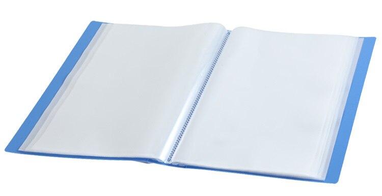 Amazon. Com: toymytoy 20-pocket bound sheet protector presentation.