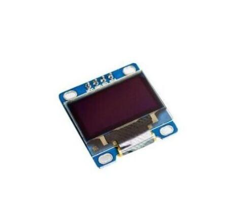 Free shipping 10pcs 0.96blue 0.96 inch OLED module New 128X64 OLED LCD LED Display Module For Arduino 0.96 IIC I2C Connector