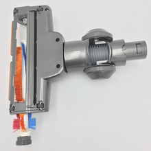 Ferramenta de piso motorizado cabeça da escova elétrica para dyson dc45 dc62 v6 chão escova filte aspirador peças ferramenta