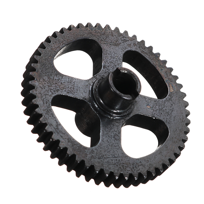 2pcs Upgrade Metal Gear 23T 52T Spare Parts For Ratingking F14 1/14 RC Car Parts High Quality front diff gear differential gear for wltoys 12428 12423 1 12 rc car spare parts