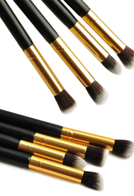 4pcs Newest Cosmetic Pro Eye shadow Brushes Sets