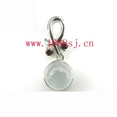925 Silver fashion jewelry pendant