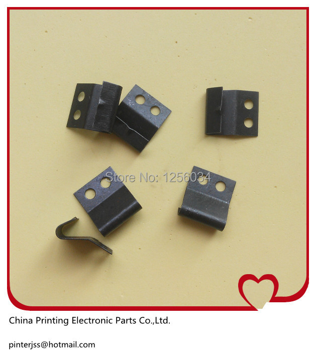 10 pieces GTO close paperclips piece 66.013.051, gto gripper piece