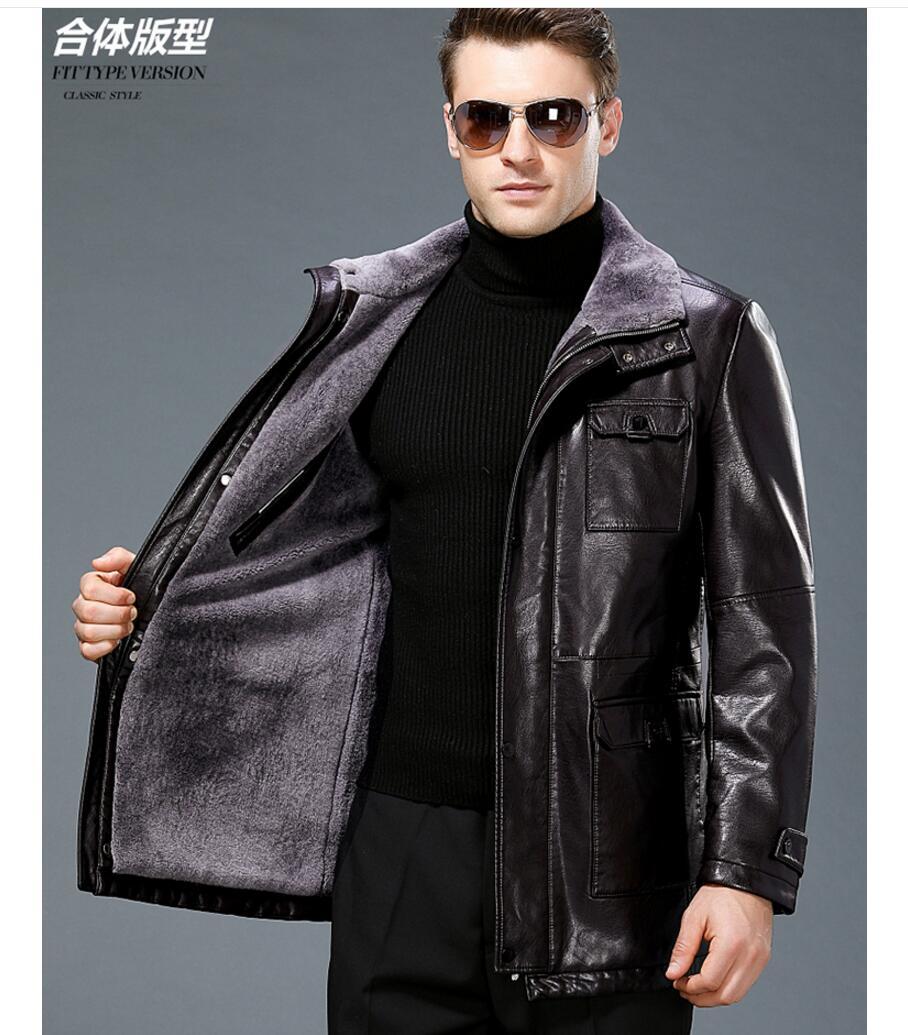 Лучший подарок, теплая куртка, зимняя, для кемпинга, черная, мужская, Толстая куртка, зарядка, одежда, китайская фабрика, размер M XXL - 5