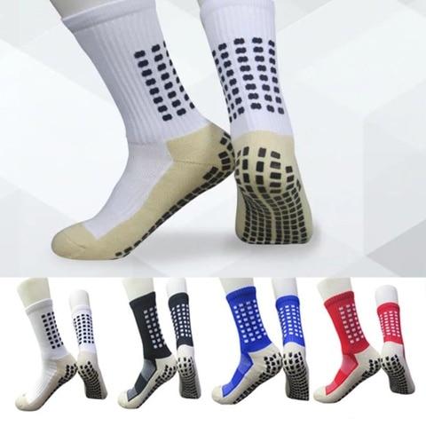 Anti-Slip Breathable  Men Summer Running Cotton and Rubber Socks Football Socks  High Quality Men  ZA Men Women Cycling Socks Karachi
