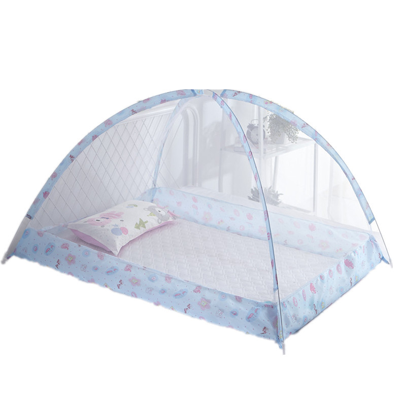 Baby Bed Net Baby Mosquito Net Bottomless Children's Mosquito Nets Free Of Installation Foldable
