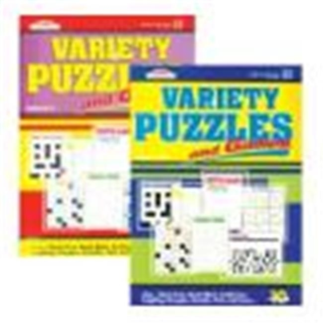 DDI 343090 Kappa Variety Puzzles & Games Book Case of 48 go games super colossal book of sudoku