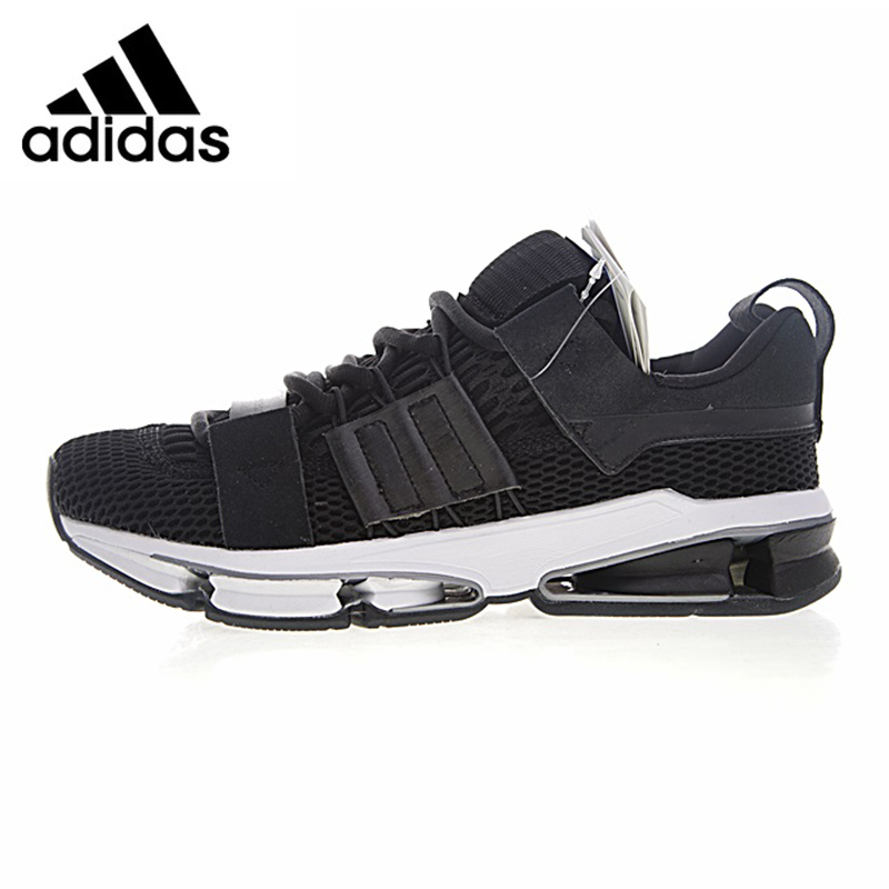 Adidas Consortium Twinstrike ADV Men Running Shoes, Black, Wear-resistant Non-slip Lightweight BY9805 EUR Size M