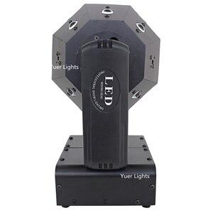 Image 4 - 3IN1 شعاع الليزر ستروب أضواء 16X3W تتحرك رئيس ضوء كرة القدم DMX512 أضواء الليزر DJ/ديسكو/بار/حفلة/عرض/مرحلة الإضاءة