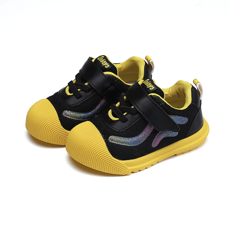 Babaya Shoes Baby-Girl Sneakers Toddler Autumn Boys New-Fashion Mesh for Children Kids