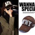 High Quality Gorras Snapback Caps Wholesale 2015 Fashion Korean Baseball Cap shading hat  AFNY women's Summer hat sport letter