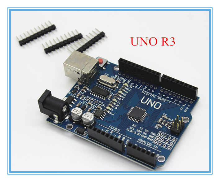 High quality UNO R3 MEGA328P CH340 CH340G for Arduino UNO R3 without Cable