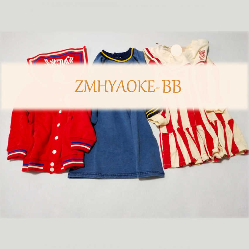 Big Special Offer ZMHYAOKE-BB Toddler Girl Clothes Boys Clothes Fashion Cool Style Kids Clothing Girl Tops Children's Sets