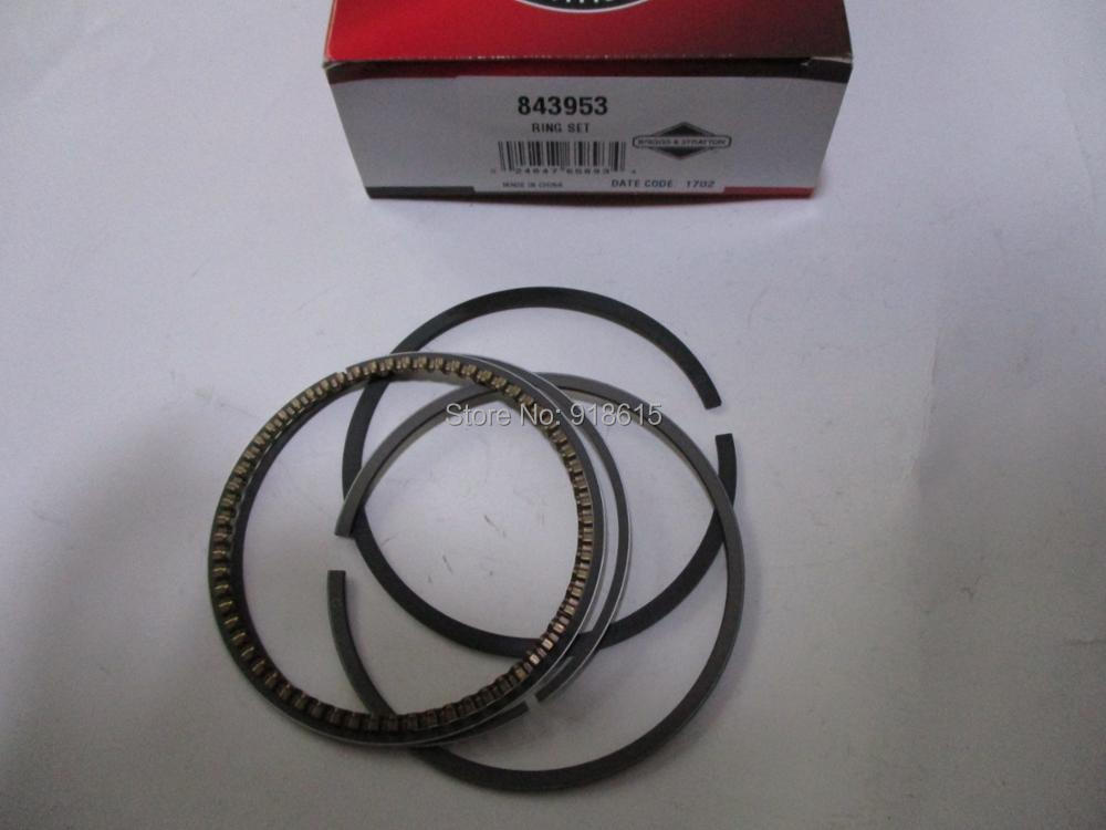 843963 piston ring  briggs&stratton gasoline engine parts geniune цена и фото