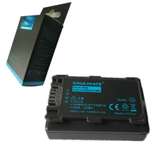 NP-FH50 NPFH50 Digital Camera Battery NP FH50 For Sony A230 A330 A290 A380 A390 HDR-TG1E TG3 TG5 TG7 DSC-HX1 DSC-HX200