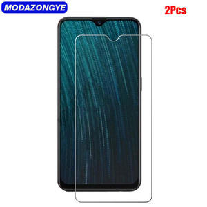 2Pcs Tempered Glass OPPO A5S Screen Protector OPPO A5S CPH1909 A 5S OPPOA5S OPPO AX5S Protective Film OPPO AX5S Glass(China)