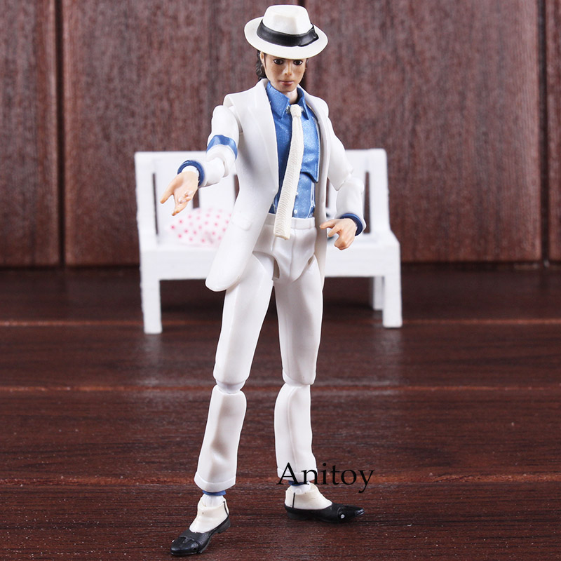 4pcs Set MJ Michael Jackson King of pop JAM Limited Edition Doll Toys Collection