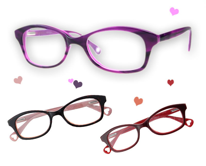 0f1da6036f0 2018 new design kids acetate eyeglasses