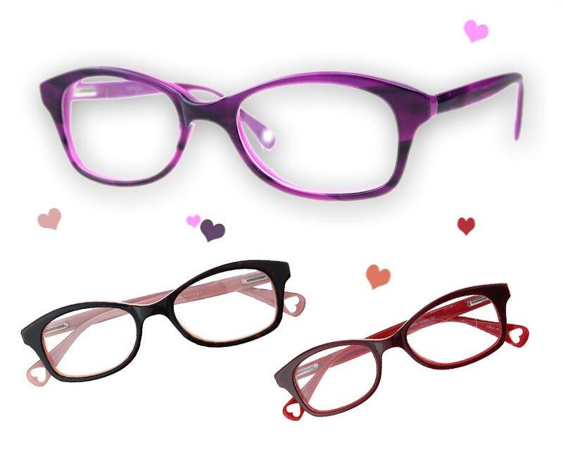 2018 nuevo diseño para niños lentes del acetato, niños oculos gafas ...