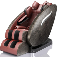 Electric Massage Chair Home Automatic Shiatsu Acupoint Kneading Multi function Robot Full Body Massager Space Chair Health Care