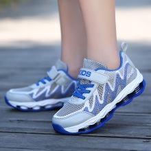 2019 spring and summer new childrens shoes hollow mesh breathable casual cushioning wear sports