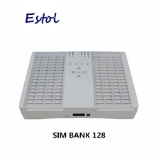 DBL SIM банк SMB128 SIM сервер для GOIPs, работа с DBL GOIPS GSM VoIP шлюз, удаленное управление и управление