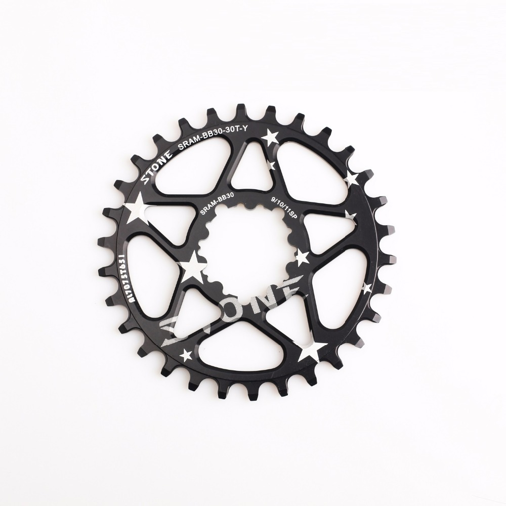 Bicycle Direct Mount Chainring Narrow Wide for SRAM BB30 Round Chain celestron wide narrow splint for cg4 cg5 eq3 to eq5