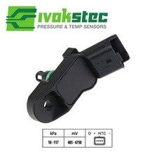 Absolute Boost Air Pressure MAP Sensor For Citroen Berlingo C2 C3 C4 C5 C8 Jumpy Nemo Saxo Xsara 1.1 1.4 1.6 1.8 2.0 1920AJ