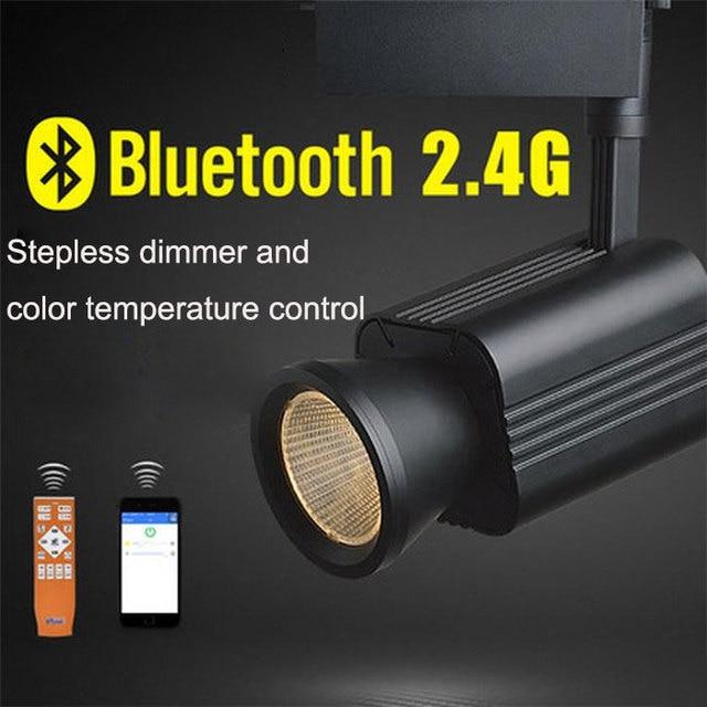 Aliexpress.com : Buy Vintage industrial spotligh 2.4G bluetooth ...