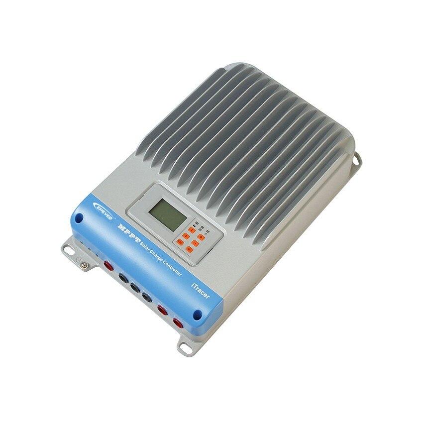 1 pc x iTracer IT3415ND 30A MPPT contrôleur de Kit de système solaire RS232 RS485 avec protocole Modbus peut Bus