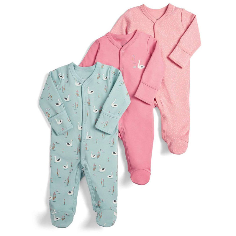 2019 Autumn Baby   Rompers   Boy Roupa De Bebes Newborn Jumpsuit Long Sleeve 100%Cotton Pajamas 0-12 Months   Romper   Baby Clothes