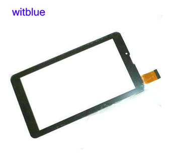 Witblue New touch screen For 7 IRBIS TZ720 / KingTop KT07 Tablet Touch panel Digitizer Glass Sensor Replacement image
